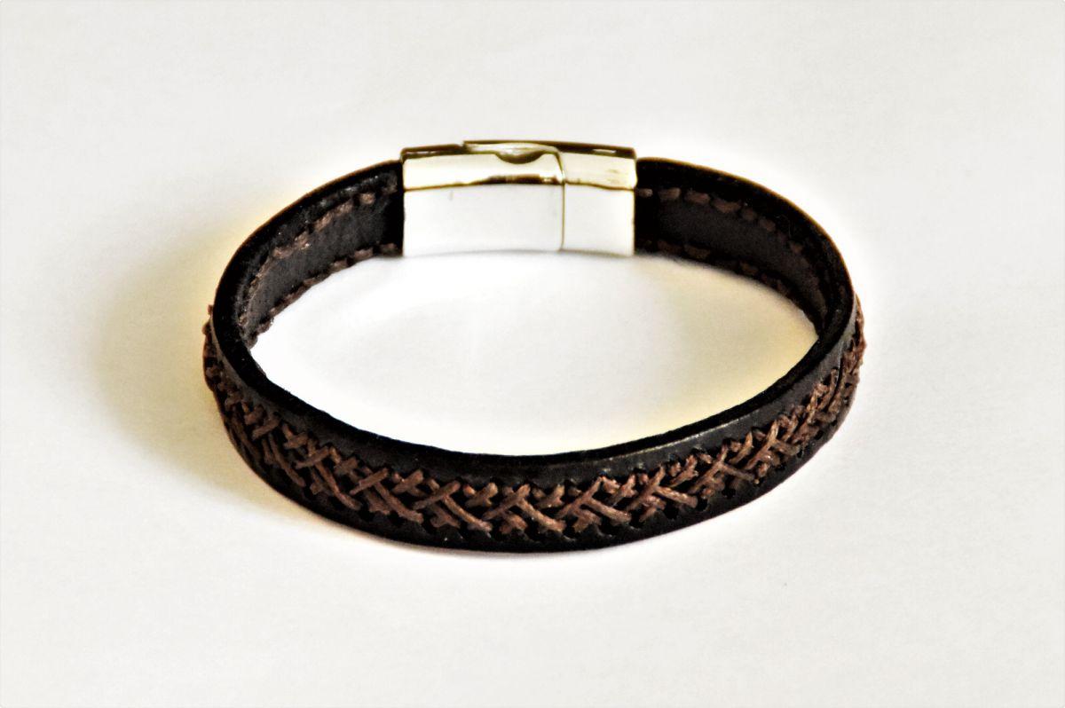 bracelet fabrication artisanale homme