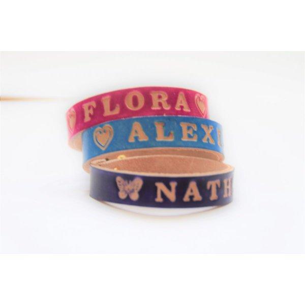 bracelet prénom personnalisable