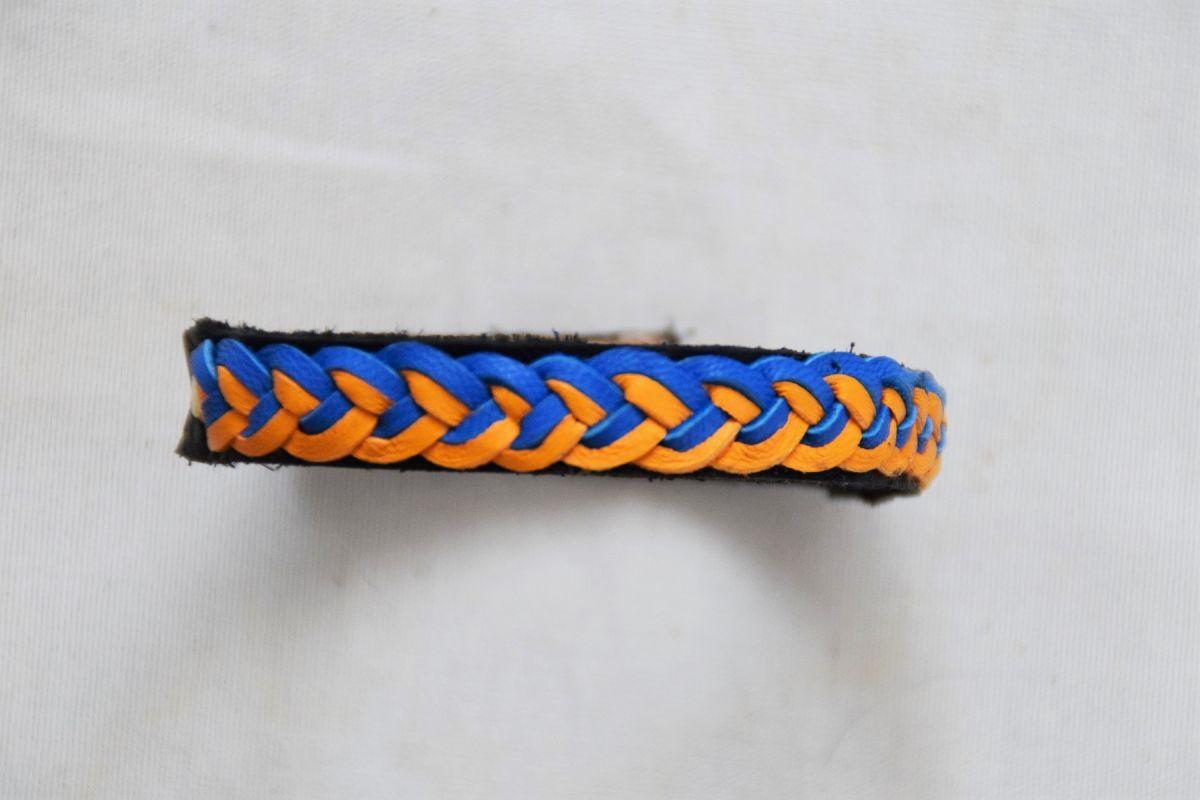 bracelet tressé