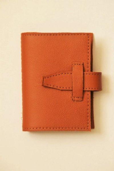 porte-carte cuir