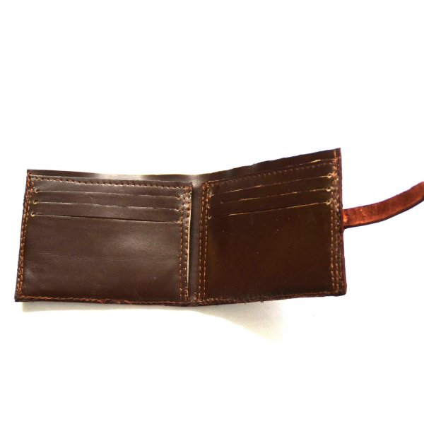 Porte-feuille  cuir personnalisable