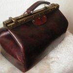 sac de voyage fait-main